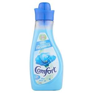 Comfort Concentrate Fabric Conditioner Blue Skies - 21 Washes (750ml) ONLY £1.00 @ Poundland