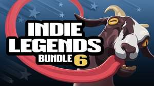 [Steam] Indie Legends 6 Bundle - £3.29 - Bundlestars
