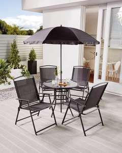 Gardenline 6 Piece Furniture Set £64.99 @Aldi