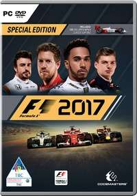 F1 2017 Special Edition PC at CDKeys for £29.99