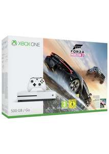 Sainsburys XBOX ONE S Bundle deal (with 4 games) - Stores only - £219