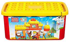 Mega bloks first builders farm at Debenhams for £12 (code SH65 free delivery)