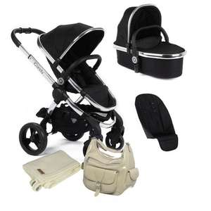 iCandy Peach 3 and Carrycot plus liner and changing bag £799 @ Winstanley's Pramworld