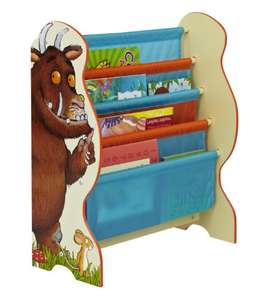 Gruffalo bookcase at Amazon £22.49