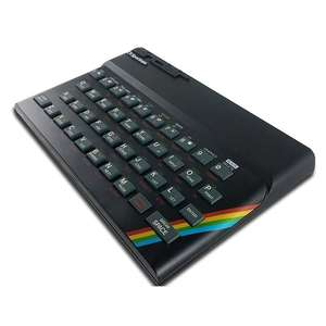 Recreated Sinclair ZX Spectrum £29.99 @ Zavvi