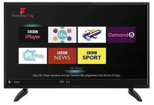 "Digihome 43"" Smart TV with Freeview Play £229 (with code) @ Tesco"