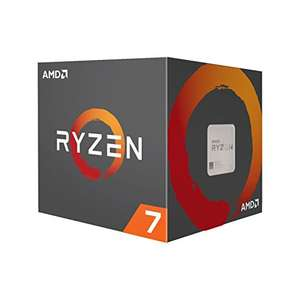 AMD Ryzen 7 1700 AM4 8 Core\16 Thread Processor with Wraith Spire RGB Cooler - £269.99 @ Amazon