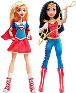 DC superhero dolls, Supergirl & Wonder Woman £9.98 (Prime) £13.97 (Non Prime) each free delivery with prime or when spending over £20 @ amazon.co.uk