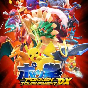 Pokken Tournament DX - Demo now available on UK Nintendo Switch eShop