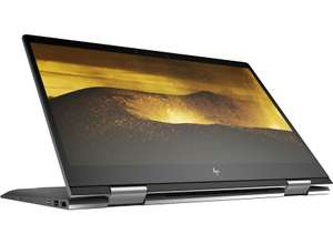 HP ENVY x360 15-bq002na Convertible Laptop with 3 Year Care Pack - £649 @ HP