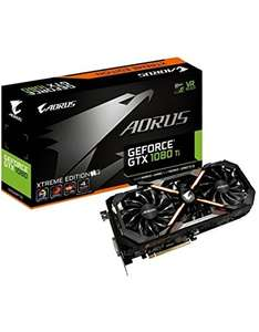 Aorus gtx 1080ti extreme edition £689.98 Amazon prime exclusive