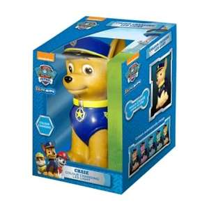 Paw Patrol Illumi-Mates Chase £4.24 delivered with code at Internet Gift Store
