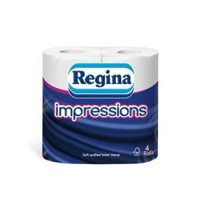 Regina Impressions x 4 Less Than Half Price @ Wilko was £1.95 now 95p