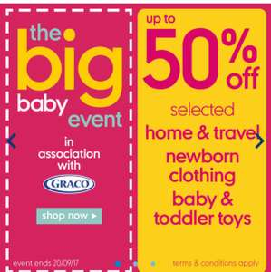 Mothercare Baby Event Started Today