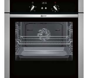 Neff slide & hide oven - £404.10 with code @ Currys