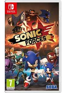 [Nintendo Switch] Sonic Forces pre-order @ Base - £30.85