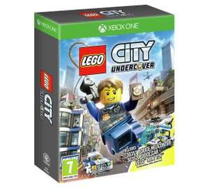 Lego City Undercover Xbox One/PS4 with 2 Polybags - £24.99 @ Argos