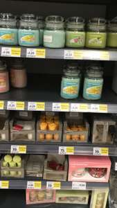 Yankee Candles Reduced to Clear TESCO EXTRA Altrincham