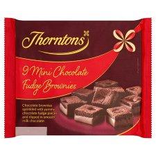 Thorntons Mini Brownie Bites 70p at Tesco