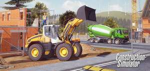 Construction simulator 2015 steam key £5.49 @ Bundlestars (was £10.99)