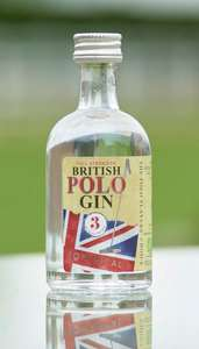 Free British Polo Gin No.3 5cl