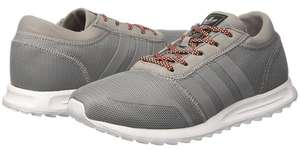 Men's Grey Los Angeles Low-Top Trainers £40 Del @ Amazon