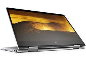 HP ENVY x360 15-bp004na (intel i5 version) Convertible Laptop with 3 Year Care Pack - £899 @ HP