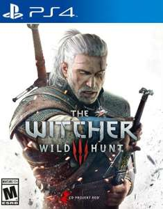 The Witcher 3: Wild Hunt on PSN for £11.99