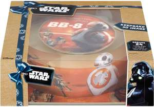 Star Wars Celebration Cake (763g) Serves 4 to 6 Adults (Children ?) was £11.50 now £5.00 (Rollback Deal) @ Asda