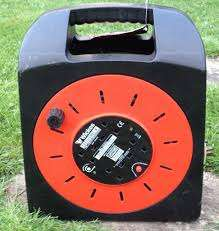 Easi Reel Cable Reel With Thermal Cutout 4 Sockets 50m [13A] £20 @ Wickes