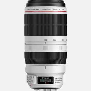 Canon EF 100-400mm f/4.5-5.6L IS II USM Lens - £1719 @ Canon