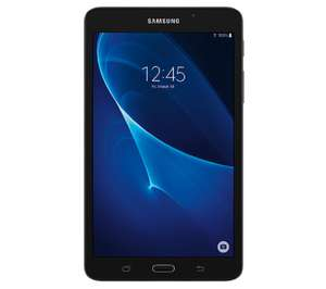 """Samsung Galaxy Tab A, 7"""" Tablet, 8GB, WiFi Black / White £99 with code @ Tesco Direct / £109 @ Argos Get £10 Voucher"""