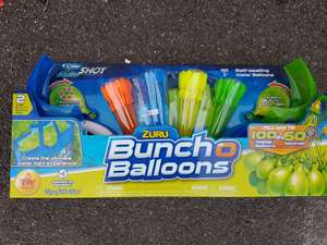 Bunch of Balloons set £12.99 instore @ B&M