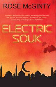 Top Rated Thriller - Rose McGinty - Electric Souk: A gripping thriller about trust and treachery Kindle Edition  - Free Download @ Amazon