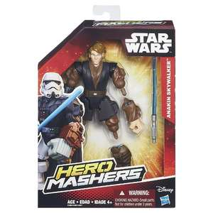 Star Wars - Hero Mashers Episode III Anakin Skywalker. £3.30 delivered with code at Debenhams.