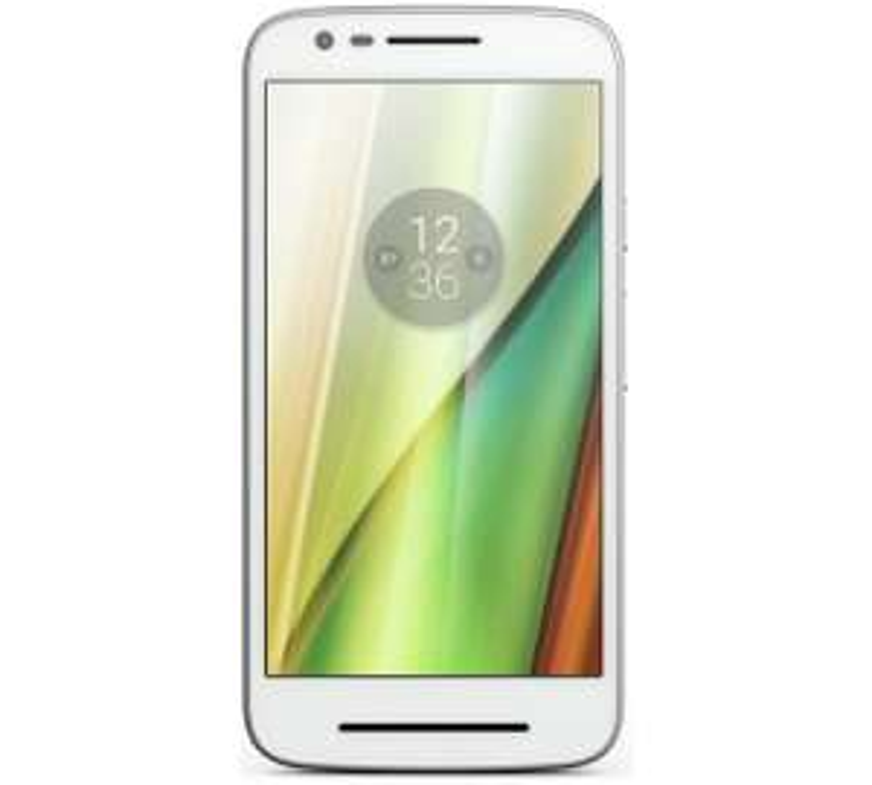 Sim Free Motorola Moto E 3rd Generation Mobile Phone @ Argos - £69.95