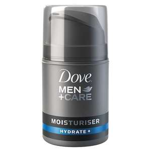DOVE MEN+CARE HYDRATE MOISTURISER at Savers for £2