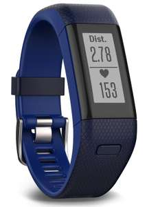 Garmin Vivosmart HR+ Fitness Tracker at Amazon