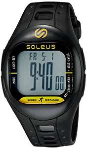 Soleus Fitness Watch in ASDA £4