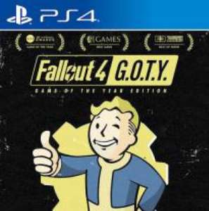 Fallout 4 GOTY edition (PS4/XB1) £29.99 @ Grainger games