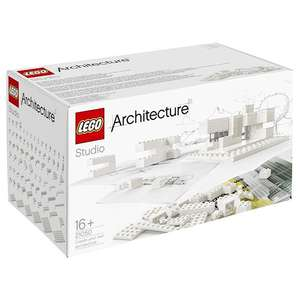 LEGO 21050 Architecture Studio Playset -- £109.99 @ Amazon