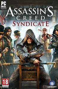 [PC] Assassin's Creed Syndicate - £7.99/£7.59 - CDKeys
