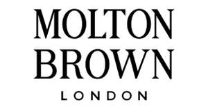 FREE standard delivery till Monday on all Molton Brown orders.