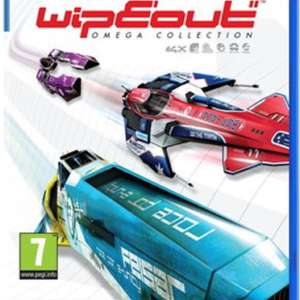 WipEout: Omega Collection (PS4) £19.84 @base plus free uk delivery