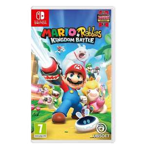 UPDATED - Mario Kingdom Battle - £39 + free delivery at Tesco Direct