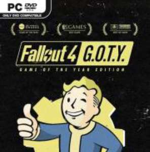 Fallout 4 GOTY (PC) £19.99 @ Grainger games