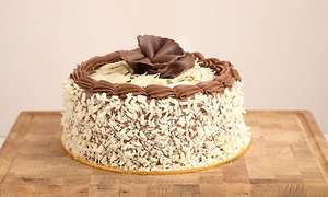 Patisserie Valerie Celebration Cakes 39% Off through the Groupon website - £19.95