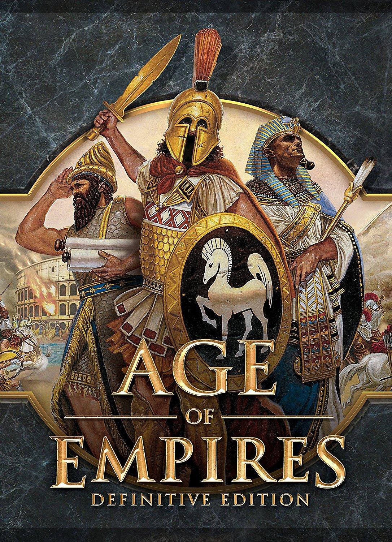 Age of Empires: Definitive Edition (Windows 10) £14.99 (Preorder) @ Microsoft/Amazon