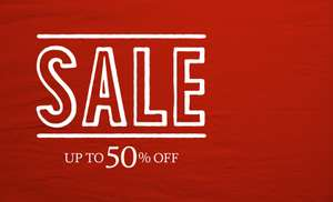 Fat Face 50% OFF SALE!!!