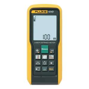 Fluke 424D Laser Distance Meter £156 @ Amazon